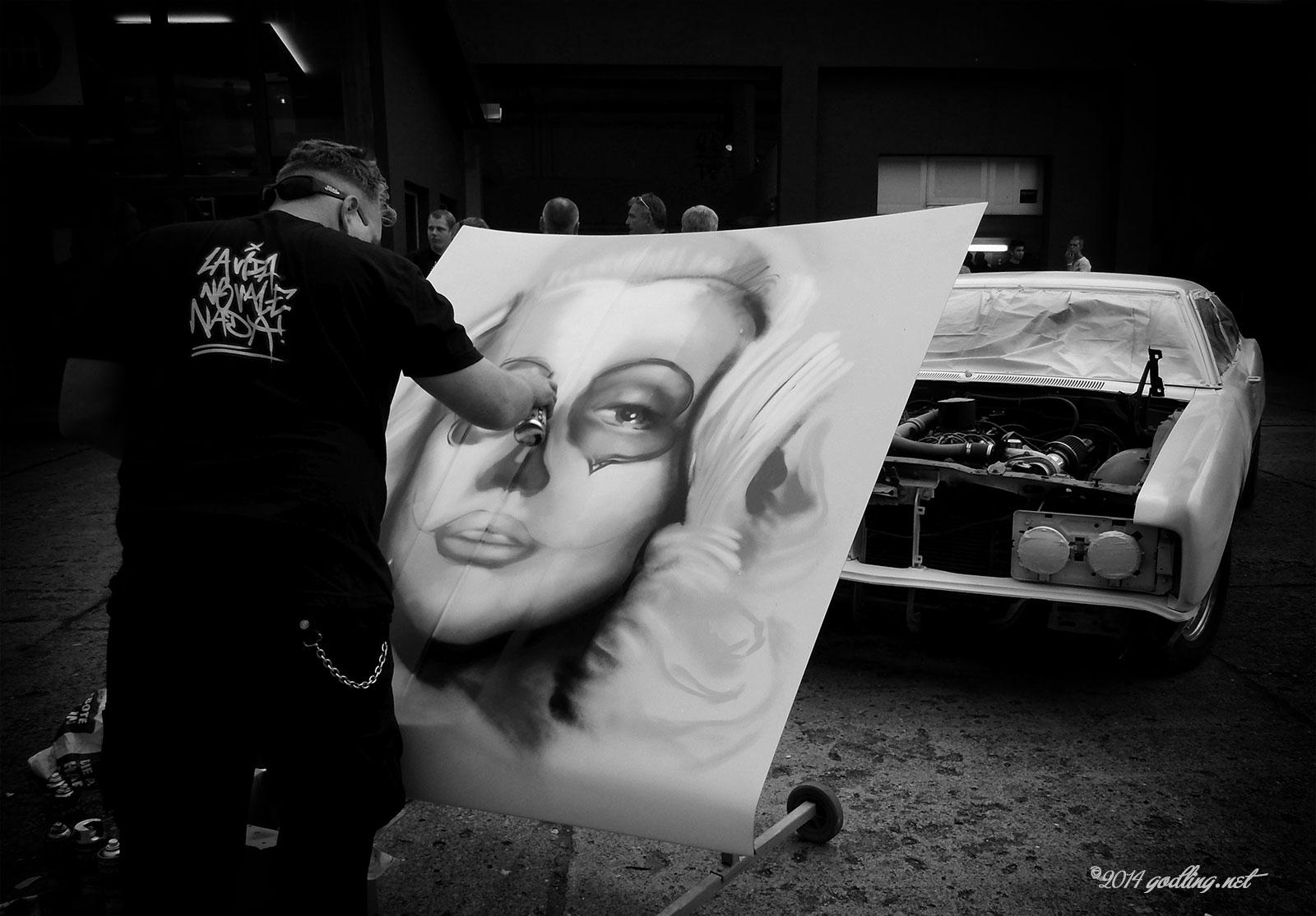 Marilyn Muerte