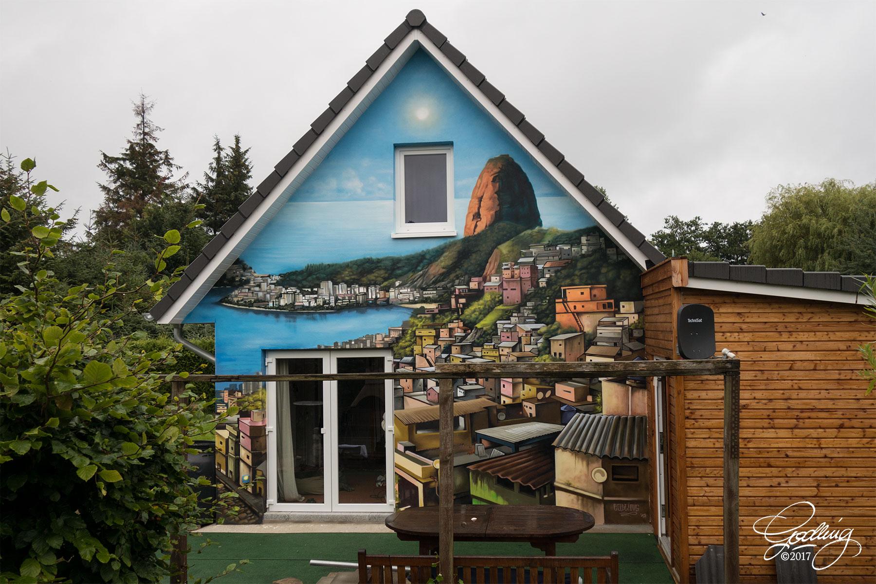 Mural Art - Wandgestaltung