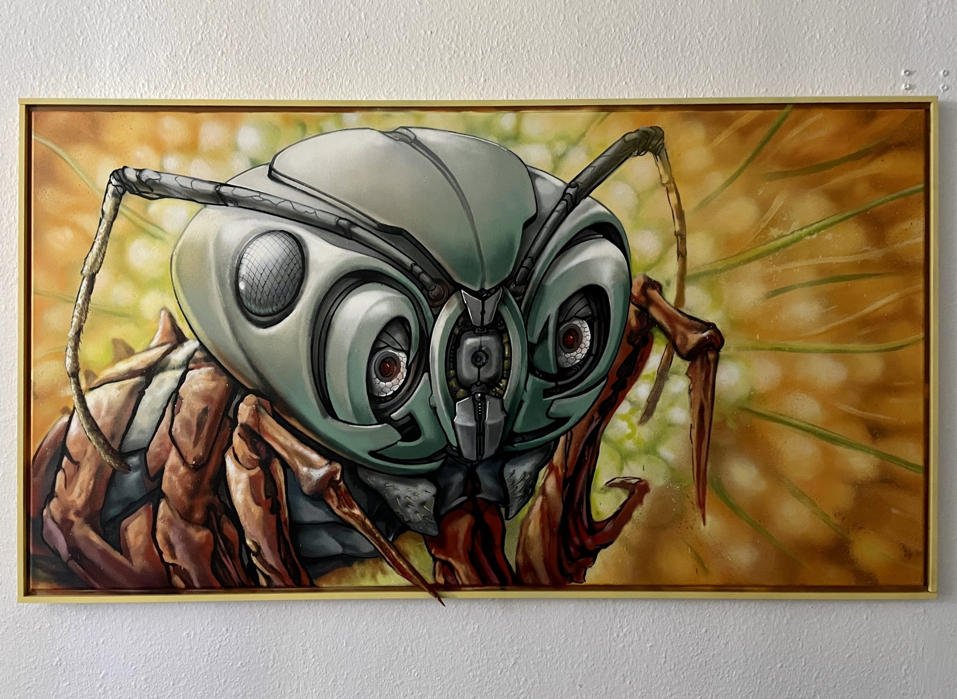 Insect Allies
